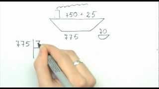 Видео уроки к ЕГЭ 2013 по математике. Решение задачи В1.