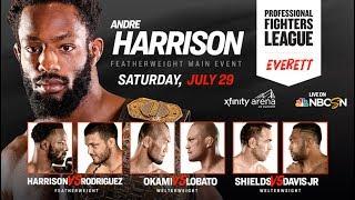 Professional Fighters League: Everett Promo Video