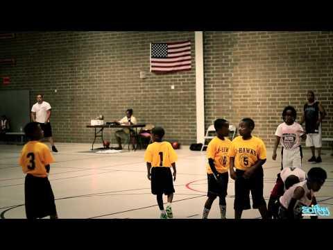 Worthdale Park | 2014 Summer Youth Basketball (Raleigh, NC)
