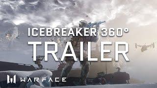 Icebreaker 360° Trailer