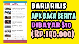 One More Application Read News. Paid $ 10 (Rp.140,000) screenshot 4