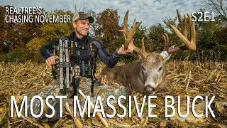 Chasing November S2E1: A Massive Buck, Public Land Buck Nest