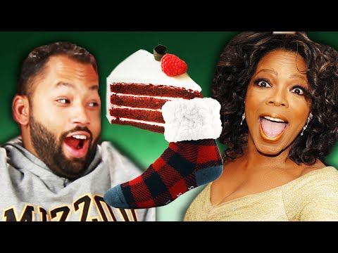 People Try Oprah's 'Favorite Things'