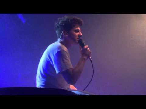 (LIVE) Then Theres You -Charlie Puth Mod Club Toronto Canada
