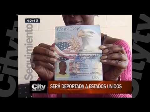 Turista que vivía en el aeropuerto será deportada a su país   City TV   Enero 04