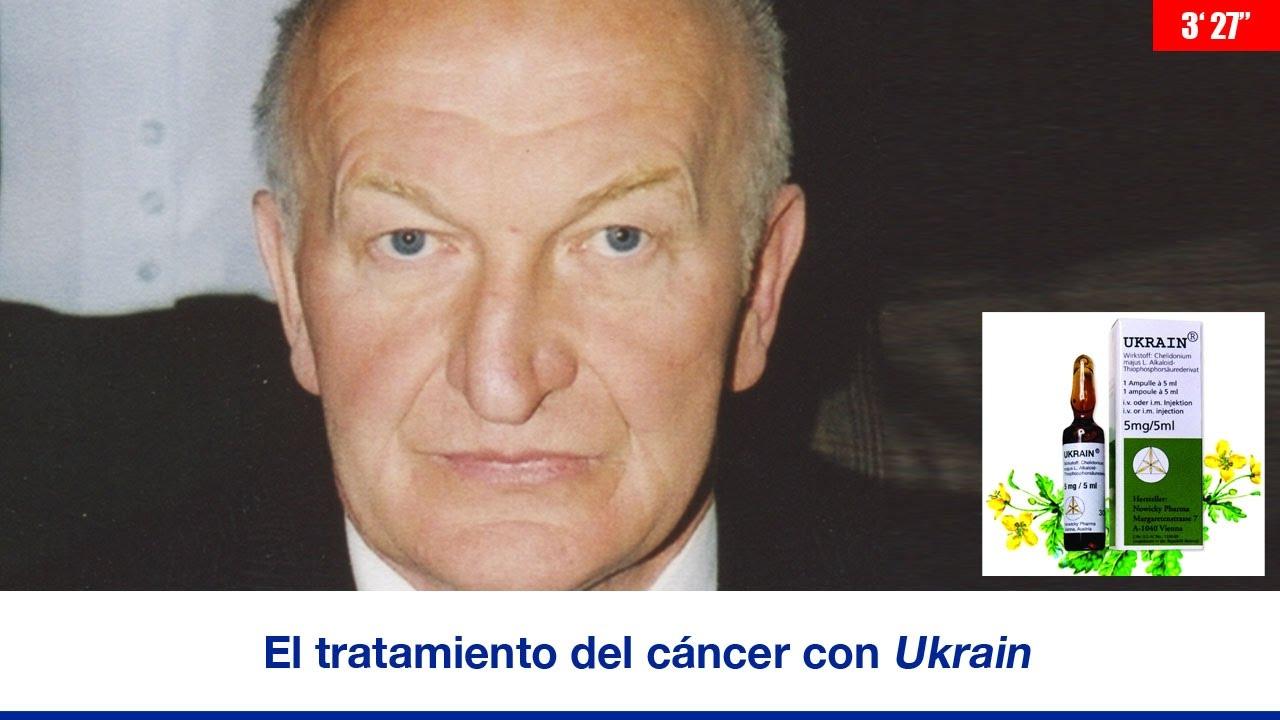 Ucrania para el cáncer de próstata