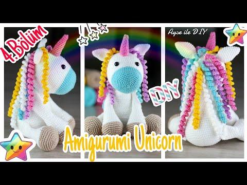 Crochet Corner: Pony - All About Ami | 360x480