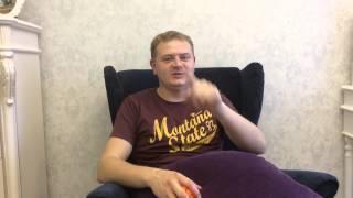 Алексей Большов. Приглашение на Stand Up в лофт-бар «Дом Быта»