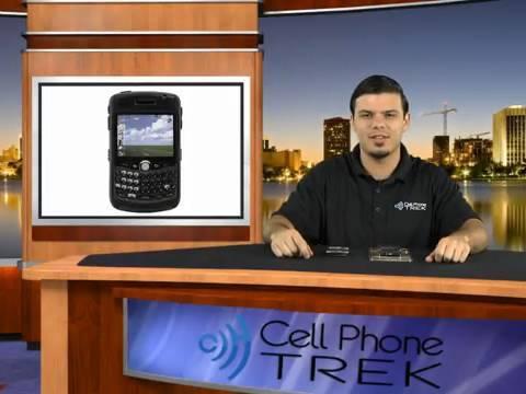 BlackBerry Curve 8300 Otterbox Commuter Case