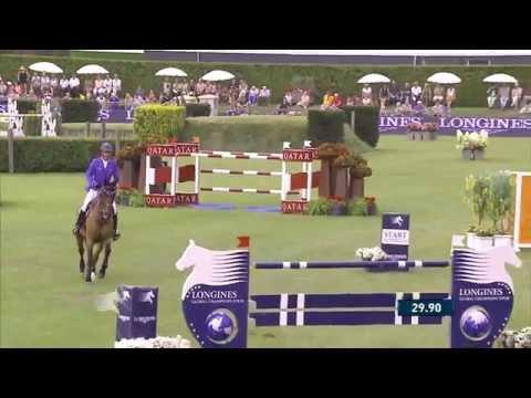 Longines GCT Grand Prix of Valkenswaard presented by Qatar - Round 1