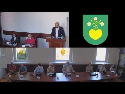 Sesja Rady Miejskiej w Radlinie w dniu 5.10.2021r.