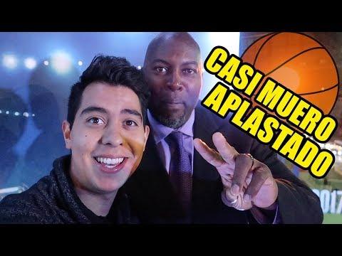 ASI DE GIGANTES SON LOS JUGADORES DE LA NBA (NO LO VAS A CREER)