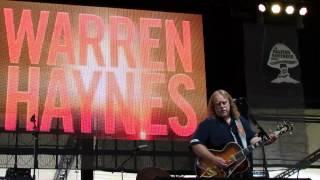 Warren Haynes ~ Wish You Were Here~Comfortably Numb~Wish You Were Here