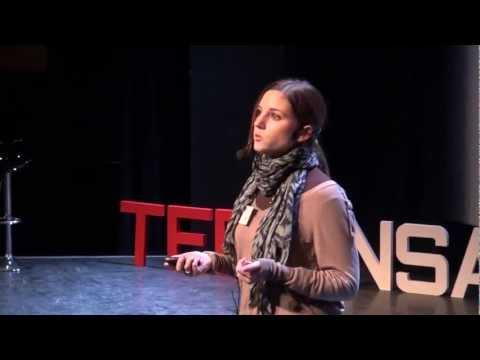 Un bon schéma vaut mieux qu'un long discours: Clarence Thiery at TEDxINSA