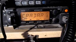 frecuencias areas en radio vhf kenwood tm 261 a