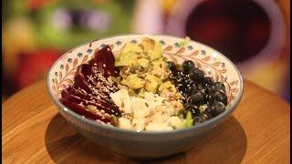 Рецепт недели: салат из свёклы и авокадо