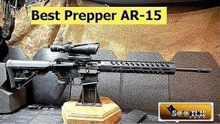 Bomb Proof AR 15 for SHTF  HM Defense