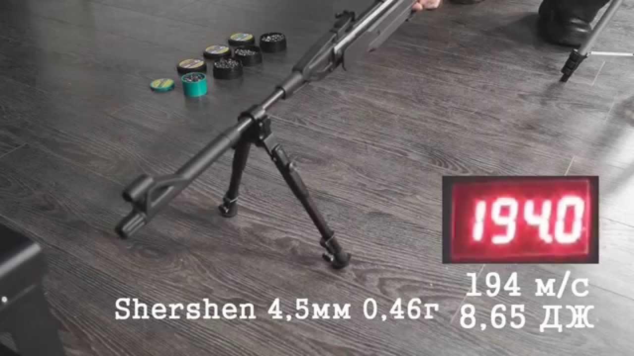 Установка пружины на ИЖ 38 от МР 512 (часть 1) - YouTube