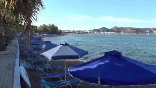 остров родос видео туристов