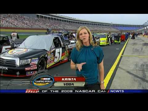 2009 NASCAR Camping World Truck Series NC Education Lottery 200