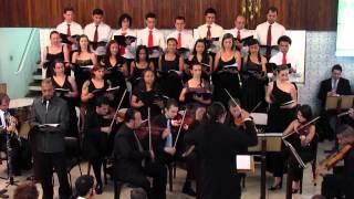 Nun seid ihr wohl gerochen - Coral Final do Oratório de Natal de Bach