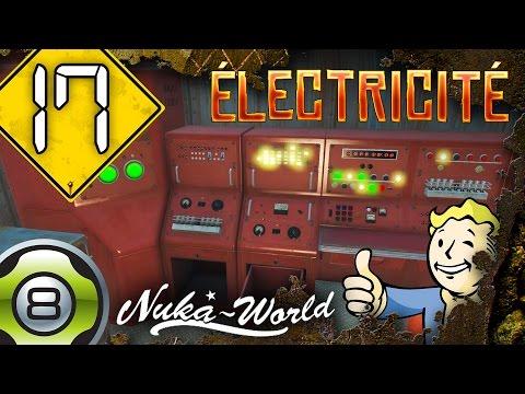 Rétablissement de l'éléctricité dans le parc - Ep.17 - Nuka-World - Fallout 4 FR