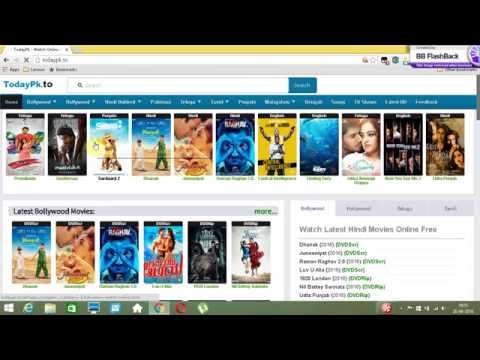 #HOW_TO_DOWNLOAD LATEST ( NEW ) #BOLLYWOOD_MOVIES , USING TORRENT AND TODAYPK | BY HTD