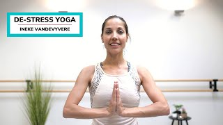 De-Stress Yoga Les  | •ndigo | Roeselare