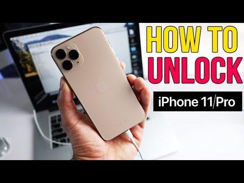 how-to-unlock-iphone-11-/-11-pro-/-11-pro-max---passcode-&-carrier-unlock