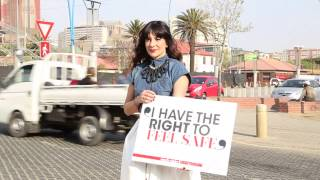 Aspasia Karras for Marie Claire's Right To Respect Campaign Thumbnail