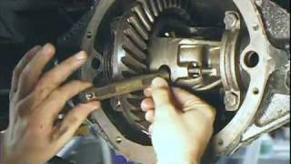 1965 Chevelle OPGI Rear Disc Brake Install Video V8TV