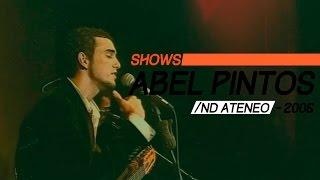 Abel Pintos (En vivo) - Show Completo - ND Ateneo 2006