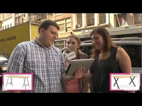 Test your design IQ - Splurge or Sweden Video