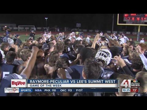 Hy-Vee Football: Raymore–Peculiar vs. Lee's Summit West