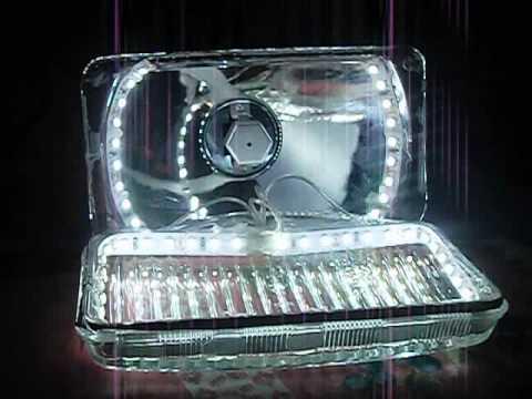 тюнинг противотуманок ваз 2115 и ключ - YouTube