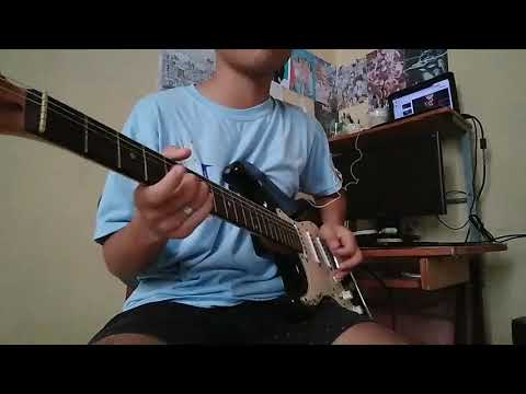 Fly High - Burnout Syndrome   Haikyuu Op2   Guitar Cover