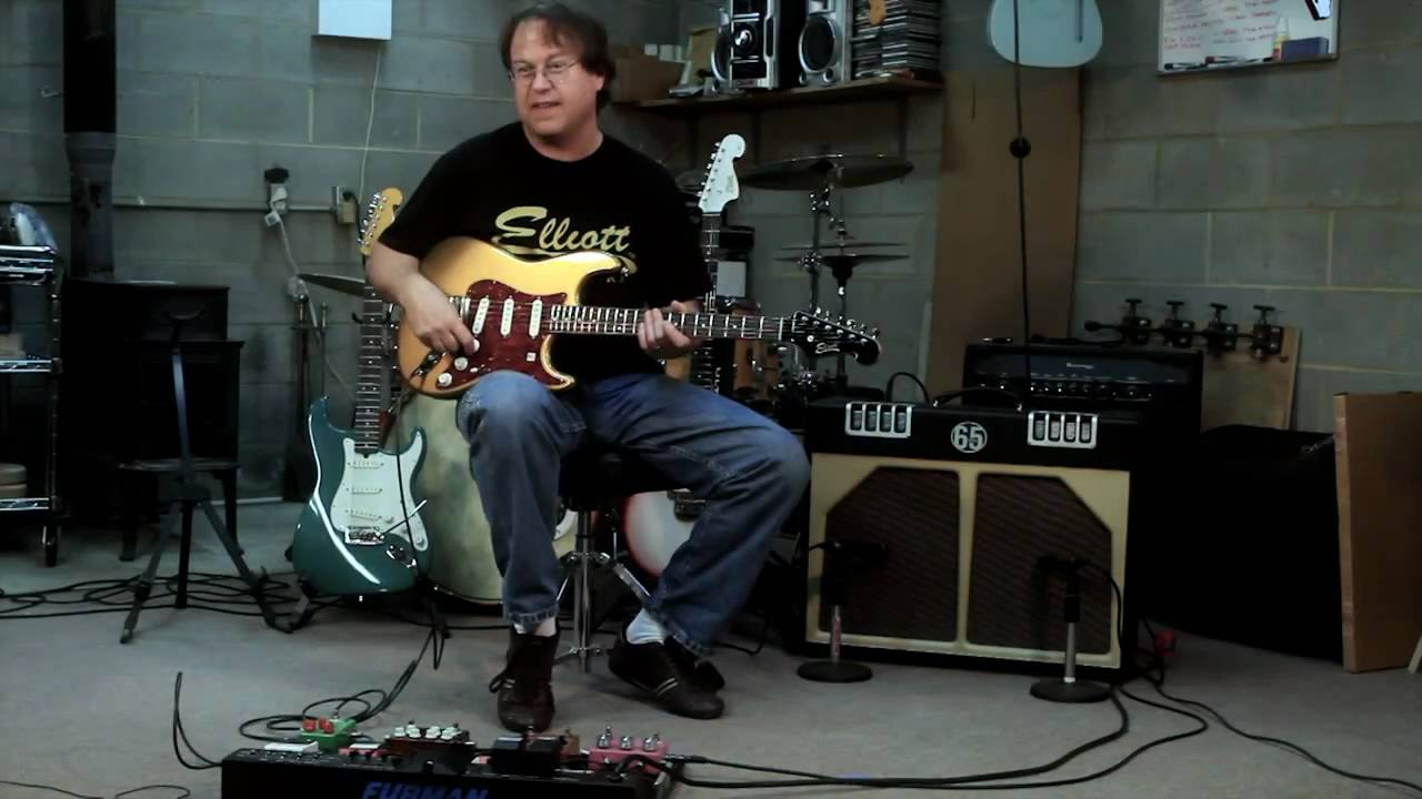 Elliott Guitars S-Series Demo by Andy Elliott - YouTube