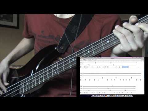Mix - How to play Fireflies on bass