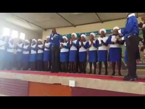 Holy saint gospel choir