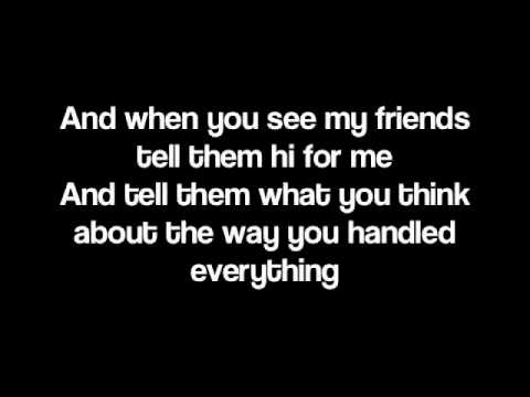 Music video Mayday Parade - When You See My Friends