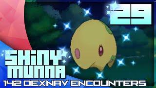 SHINY MUNNA LIVE REACTION! 142 DEXNav Enounters! | Pokémon Omega Ruby/Alpha Sapphire Highlight