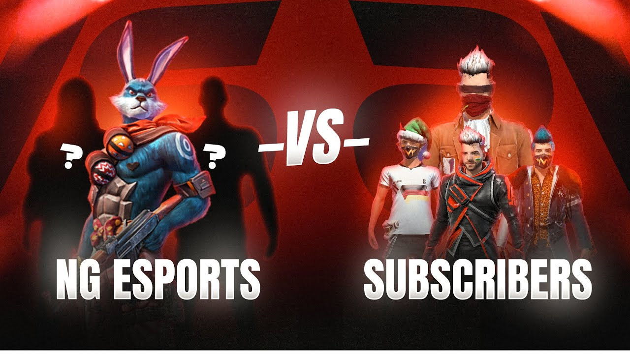 Download FREE FIRE LIVESTREAM WITH  NG ESPORTS Vs PRO SUBSCRIBERS - GARENA FREE FIRE LIVE