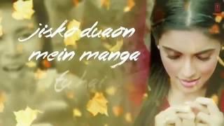 Tere Bina muskil hai ek bhi kadam chalna. Download the full song link below   musically romance  