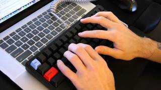 Stock HHKB vs. Type-S vs. Dental Banded Typing Tests - KeyChatter.com