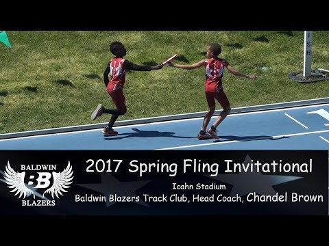 Baldwin Blazers @ 2017 Spring Fling Invitational, Icahn Stadium