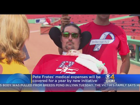 Pete Frates' Medical Expenses Covered For Year By New Initiative