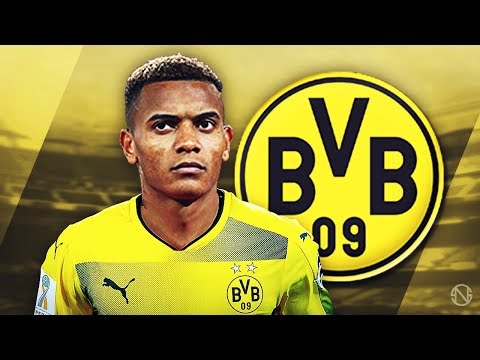 MANUEL AKANJI - Welcome to Dortmund - Deadly Defensive Skills & Passes - 2017/2018 (HD)