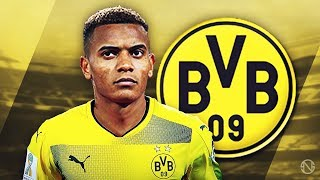 MANUEL AKANJI - Welcome to Dortmund - Deadly Defensive Skills & Passes - 2017/2018 (HD)