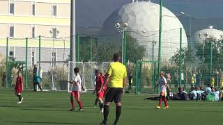 Легион-2008 3:0 Юг-Спорт--2-2008 Кубок Канчельскиса 7.11.2018 12:10
