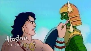 Conan the Adventurer - Meet Your Master